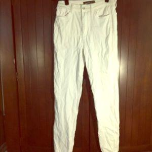 Size 7 Fashion Nova High-Waist Jeans